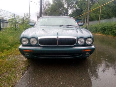 Jaguar XJ8 без пробега по Казахстану