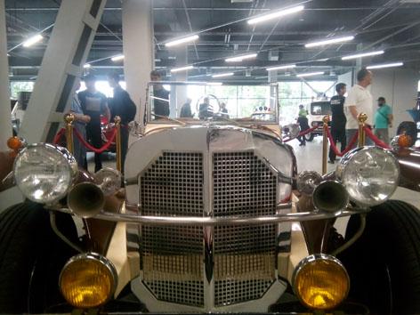 Daimler Benz 1927